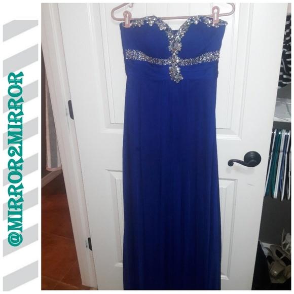 Xscape Dresses & Skirts - 👠Xscape by Joanna Chen prom dress
